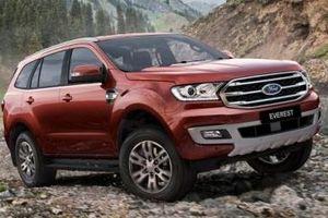 Ford Everest đạt doanh số tháng cao nhất trong lịch sử