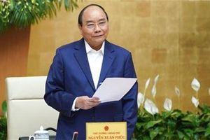 Thủ tướng sắp gặp mặt đoàn đại biểu Hội Doanh nhân Tư nhân Việt Nam