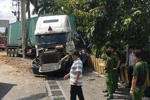 Công an Tây Ninh thông tin chính vụ TNGT khiến 5 người tử vong