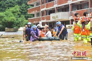 61 người thiệt mạng do mưa lũ nghiêm trọng ở Trung Quốc