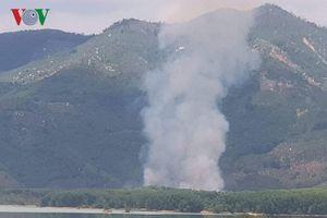 Bộ Quốc phòng chính thức thông tin vụ máy bay rơi tại Khánh Hòa