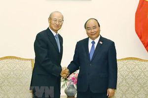 Thủ tướng tiếp Chủ tịch Tập đoàn CapitalLand, Singapore