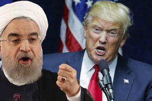 Tổng thống Iran: Hành động của Mỹ đe dọa sự ổn định trong khu vực
