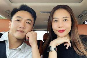 Liên tục bị đồn mang thai trước khi cưới Cường Đô la, Đàm Thu Trang lên tiếng