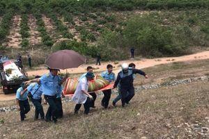 Rơi máy bay quân sự ở Khánh Hòa: Xác định danh tính 2 sĩ quan hy sinh