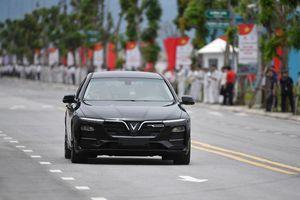Chiếc ô tô VinFast được Thủ tướng trải nghiệm có gì đặc biệt?