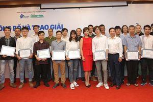 Trao giải cuộc thi 'Chung tay kiến tạo nhà ở nông thôn Việt Nam'