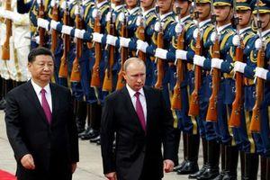 Giữa muôn trùng áp lực từ Mỹ, Trung Quốc tìm kiếm 'tương đồng' Nga, Ấn