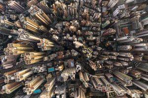 Giới tài chính Hồng Kông thấp thỏm vì các cuộc biểu tình