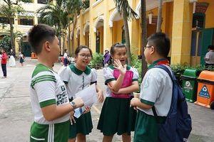 Điểm trúng tuyển lớp 6 trường chuyên Trần Đại Nghĩa giảm 'sốc'