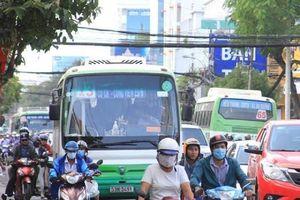 Tuyến xe buýt tiền tỉ xin ngưng vì lỗ