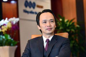 Công ty của đại gia Trịnh Văn Quyết lại bị cưỡng chế thuế