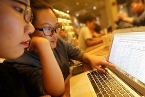 Website Sở GD&ĐT Hà Nội tê liệt trước giờ công bố điểm chuẩn lớp 10