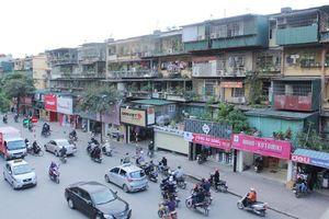 Cải tạo chung cư cũ: Cần nguồn lực xã hội hóa