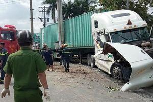 Khẩn trương kiểm tra cơ sở đào tạo tài xế container gây tai nạn ở Tây Ninh