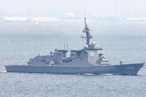 Ai run khi Tàu khu trục tỷ USD Nhật chạy thử?