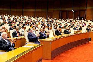 Kỳ họp thứ bảy, Quốc hội khóa XIV thành công và bế mạc
