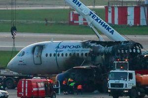 Nga công bố báo cáo điều tra vụ tai nạn máy bay Superjet-100