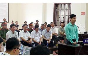 Các bị cáo vụ sự cố y khoa tại Hòa Bình nói lời sau cùng