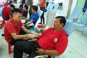 20 lần tình nguyện hiến máu cứu người