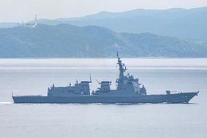 Kỳ vĩ, tối tân siêu hạm 1,5 tỷ USD của Nhật Bản