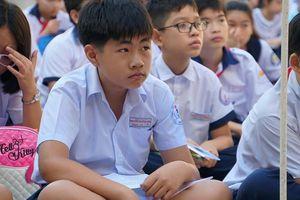 Công bố điểm chuẩn trúng tuyển vào lớp 6 Trường Trần Đại Nghĩa
