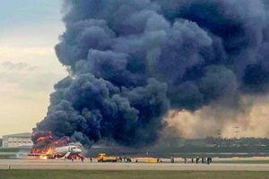 Vụ máy bay Nga bốc cháy khiến 41 người thiệt mạng: Xác định nguyên nhân