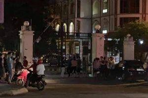 Thái Bình: Cán bộ phòng nội vụ huyện Đông Hưng tử vong bất thường tại phòng làm việc