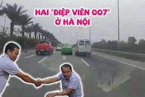 Hai 'điệp viên 007' ở Hà Nội bắt tay sau những pha đánh võng gây xôn xao