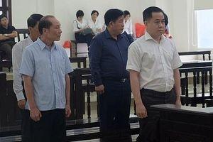 Y án sơ thẩm với hai cựu Thứ trưởng Bộ Công an