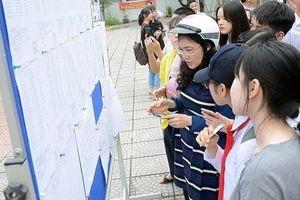 Hà Nội công bố điểm chuẩn vào lớp 10 các trường THPT