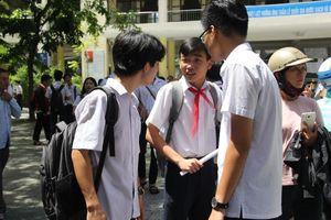 Thi lớp 10 THPT Đà Nẵng: Không có điểm 10 môn Văn