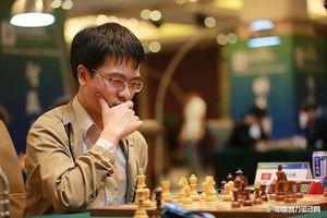 Quang Liêm lần đầu vô địch cờ vua châu Á