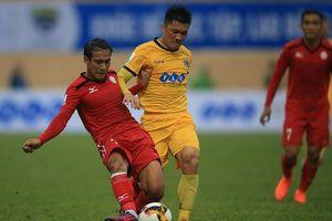 TPHCM vô địch lượt đi, Thanh Hóa bất bại 8 trận liên tiếp