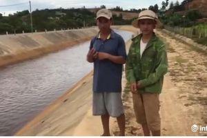 Hà Tĩnh: Chủ tịch xã cứu sống hai cha con sắp đuối nước dưới kênh