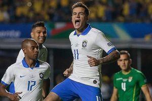 Tiền vệ Philippe Coutinho - 'điệu Samba' lạc nhịp