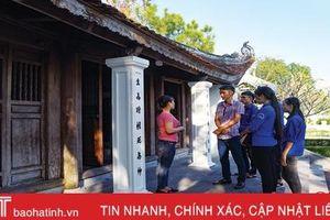 Nuôi dưỡng văn hóa phi vật thể ở quê hương Đại thi hào Nguyễn Du
