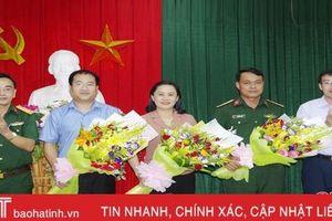 Tăng cường giám sát, hỗ trợ Lộc Hà thực hiện thắng lợi nhiệm vụ chính trị