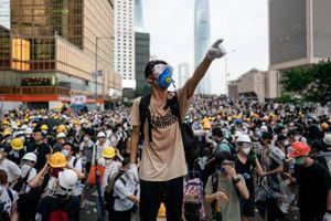 Tin tặc Trung Quốc tìm cách ngăn biểu tình ở Hồng Kông