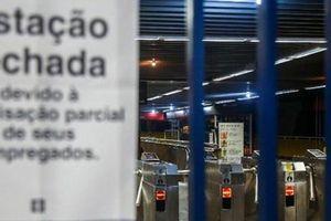Brazil: Tổng đình công trong ngày khai mạc Copa America 2019
