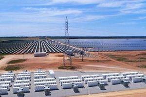 Australia khánh thành trang trại năng lượng Mặt trời và pin khổng lồ