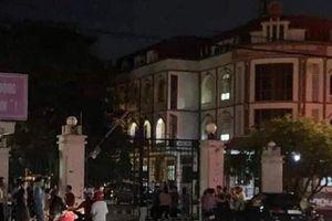 Thái Bình: Cán bộ phòng nội vụ huyện tử vong bất thường tại văn phòng