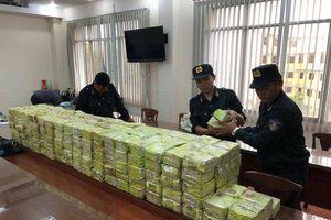 Tây Ninh: Triệt phá đường dây vận chuyển ma túy xuyên biên giới