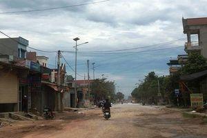 Thanh Hóa: Đổi gần 28 ha đất lấy hơn 2,7 km đường