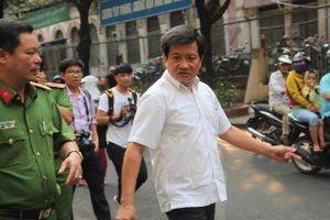 Ông Đoàn Ngọc Hải nhận trách nhiệm về sai phạm xây dựng tại quận 1