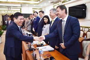 TP Hồ Chí Minh: Cam kết tạo mọi điều kiện thuận lợi cho doanh nghiệp hoạt động