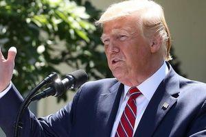 Ông Trump: Không vội ký thỏa thuận với Triều Tiên