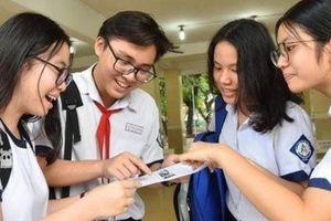 Điểm chuẩn vào lớp 10 trường công lập Hà Nội năm 2019