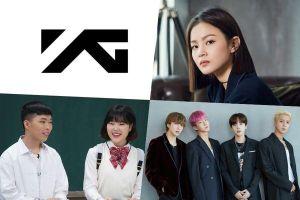 Cập nhật tình hình thời hạn hợp đồng của các nghệ sĩ YG