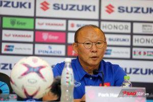 'HLV Park Hang Seo sắp gọi một số cầu thủ TP.HCM lên tuyển Việt Nam'